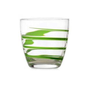 Tumbler elica verde
