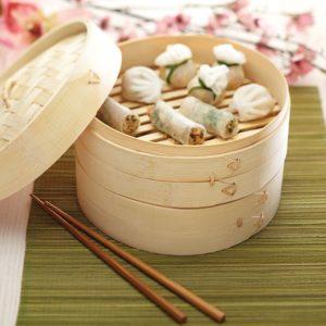 Cuocivapore bamboo