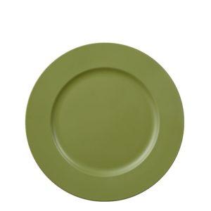 Sottopiatto plastica verdone