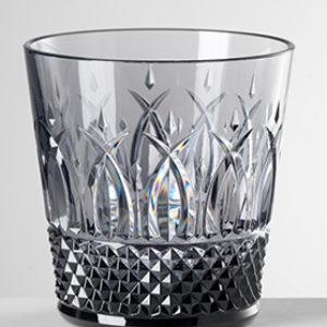 Bicchiere acqua rubino